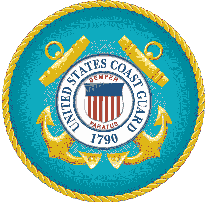 Seal of the United States Coast Guard